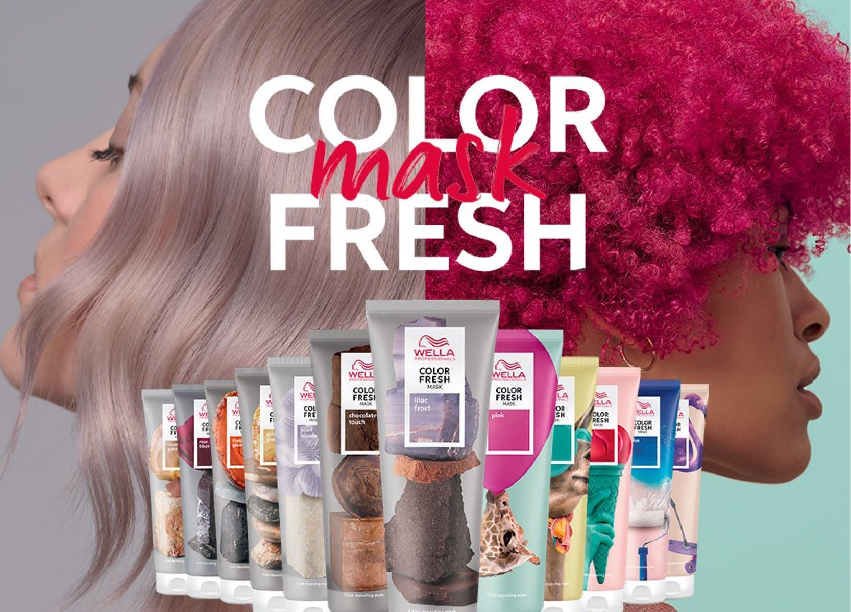 Nouveauté : Color Fresh